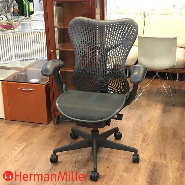 Herman Miller( ハーマンミラー )ミラチェアMR113AAM 7Q01
