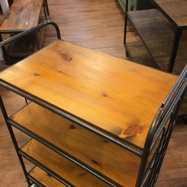 journal standard Furniture/ジャーナルスタンダードファニチャーカートGENT/ゲント詳細画像2