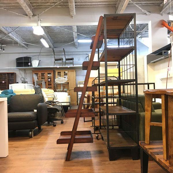 a.depeche( アデペシュ )ラダーシェルフ( M )ladder shelf詳細画像3
