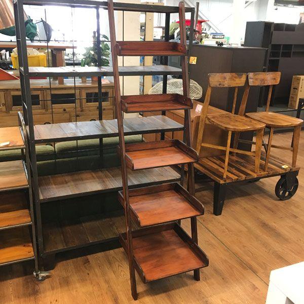 a.depeche( アデペシュ )ラダーシェルフ( M )ladder shelf