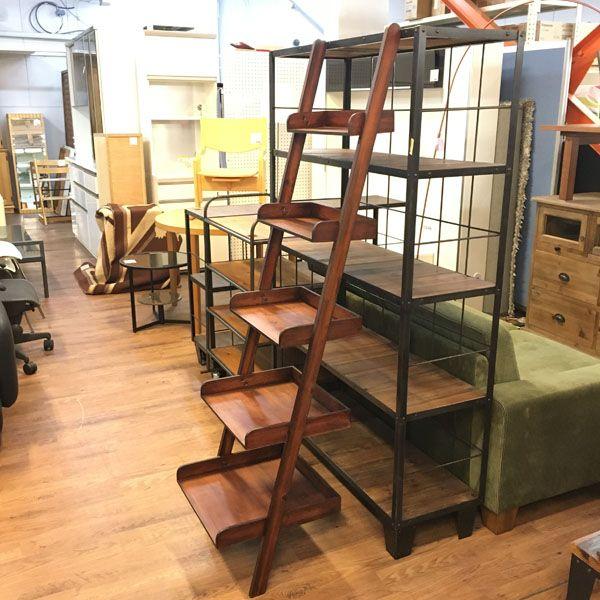 a.depeche( アデペシュ )ラダーシェルフ( M )ladder shelf詳細画像2