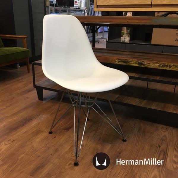 Herman Miller( ハーマンミラー )プラスチックサイドシェルチェアワイヤーベース