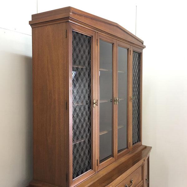DREXEL HERITAGE( ドレクセルヘリテイジ )飾り棚 食器棚 チャイナTriune( トライユン )詳細画像2
