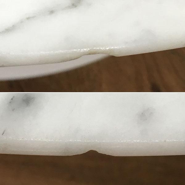 arflex( アルフレックス )ローテーブルUVI( ウビ )ホワイト詳細画像5