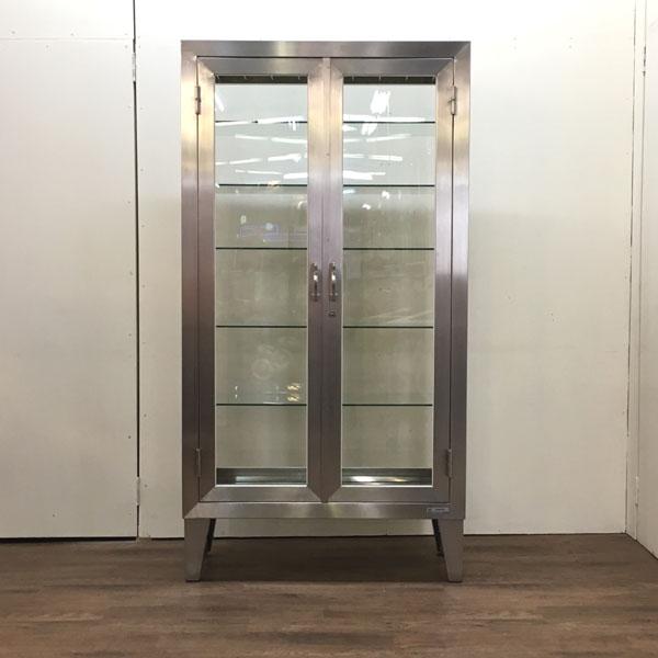TAIHO KOKI( タイホー )ドクターキャビネット / ケビント / 薬品棚ST-321 ステンレス製