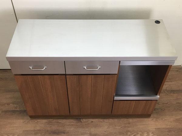 unico( ウニコ )キッチンカウンター オープン W1200STRADA( ストラーダ )詳細画像3