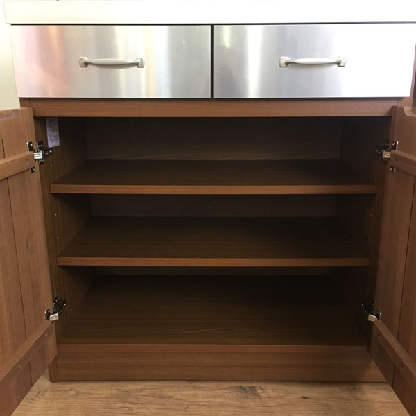 unico( ウニコ )キッチンカウンター オープン W1200STRADA( ストラーダ )詳細画像5