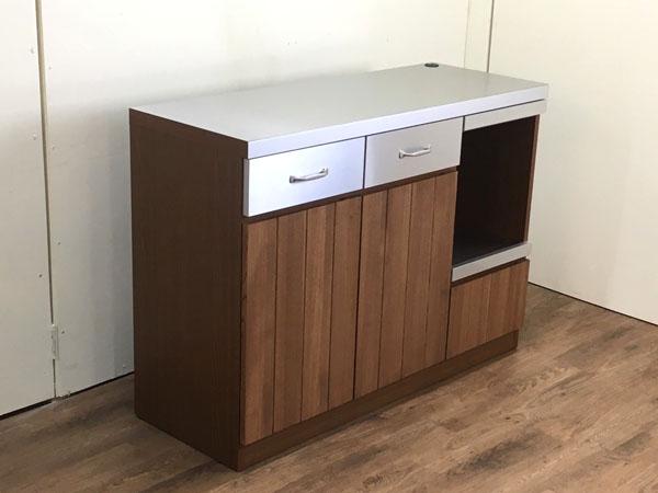 unico( ウニコ )キッチンカウンター オープン W1200STRADA( ストラーダ )詳細画像2