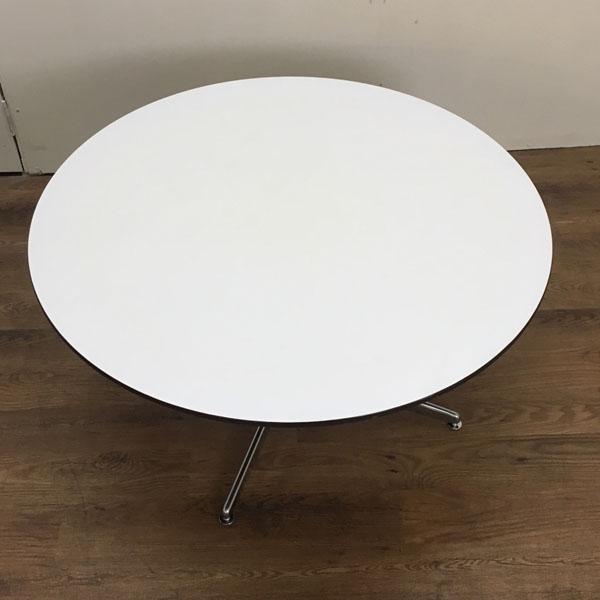 コーヒーテーブル / ラウンドテーブルミッドセンチュリー詳細画像2