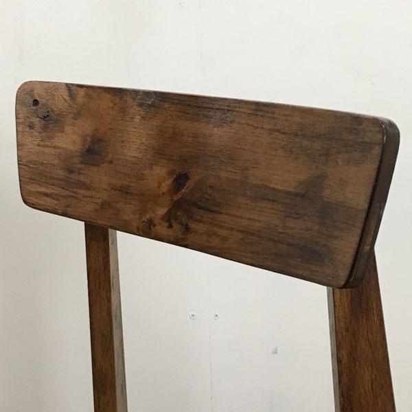 journal standard Furniture( ジャーナルスタンダードファニチャー )ダイニングチェア( B )CHINON LEATHER( シノン )詳細画像4