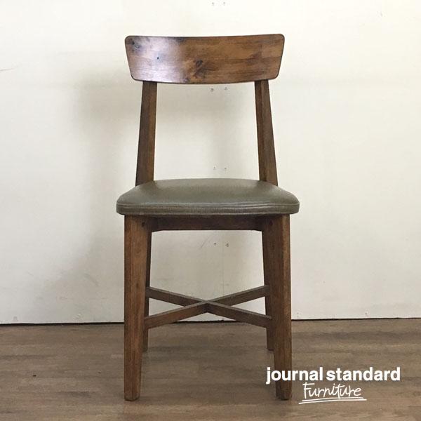journal standard Furniture( ジャーナルスタンダードファニチャー )ダイニングチェア( B )CHINON LEATHER( シノン )