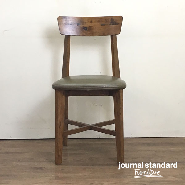 journal standard Furniture( ジャーナルスタンダードファニチャー )ダイニングチェア( D )CHINON LEATHER( シノン )