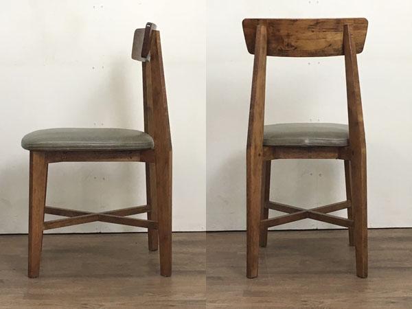 journal standard Furniture( ジャーナルスタンダードファニチャー )ダイニングチェア( E )CHINON LEATHER( シノン )詳細画像3