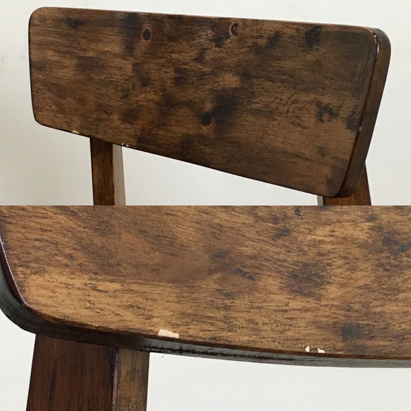 journal standard Furniture( ジャーナルスタンダードファニチャー )ダイニングチェア( E )CHINON LEATHER( シノン )詳細画像4