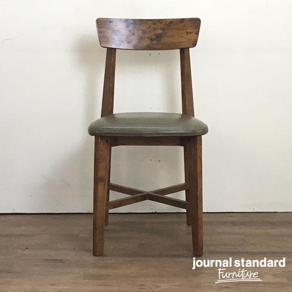 journal standard Furniture( ジャーナルスタンダードファニチャー )ダイニングチェア( E )CHINON LEATHER( シノン )
