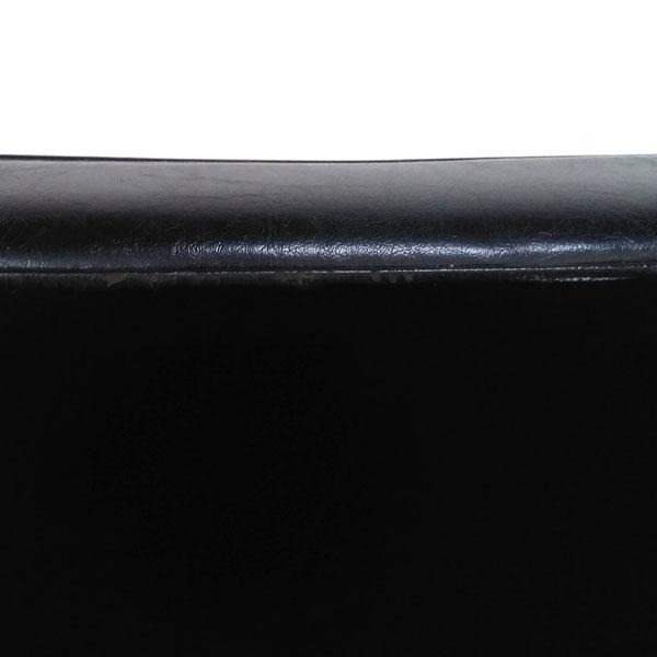karimoku( カリモク )Kチェア( A )1シーター スタンダードブラック詳細画像6