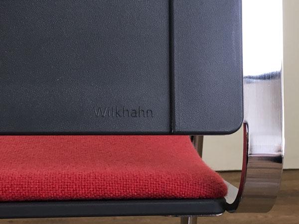 Wilkhahn( ウィルクハーン )スタッキングチェア2脚セットSito.( ジート )240/4 キャンティレバー詳細画像7