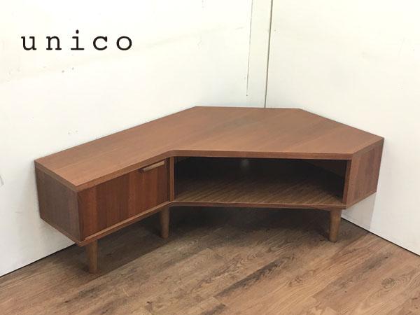 unico( ウニコ ) コーナーAVボード テレビボード