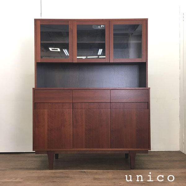 unico( ウニコ ) カップボード / 食器棚買取しました!