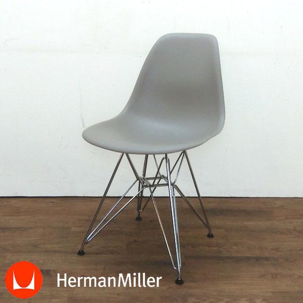Herman Miller( ハーマンミラー )サイドシェルチェアスパロー エッフェルベース( クローム )