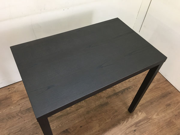 ACTUS( アクタス )ミニデスク テーブルFB ロースト(ブラック)詳細画像2