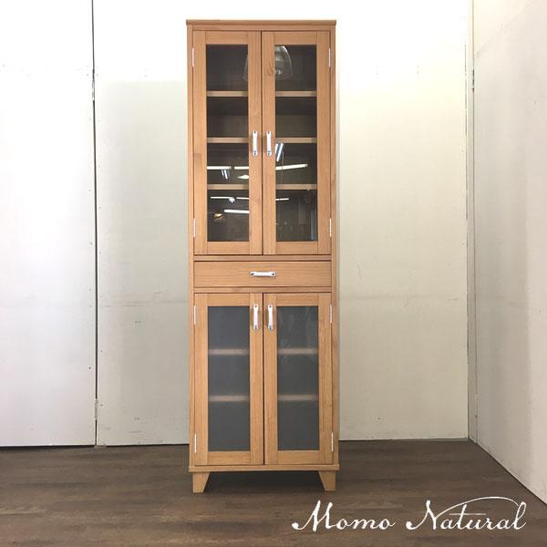 Momo Natural( モモナチュラル ) 60カップボード 食器棚