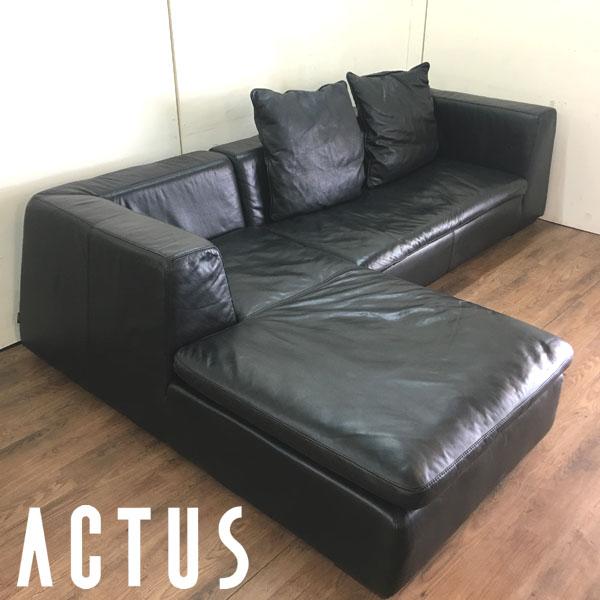 ACTUS( アクタス )five by five カウチソファ買取しました!