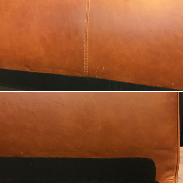 tabu Leather Works( タブレザーワークス )2Pソファ アームレスソファGRIM( グリム )詳細画像5