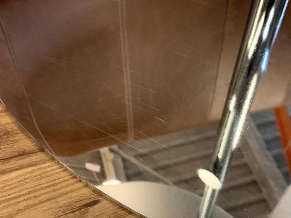 porada( ポラダ )(A)昇降式ガラスサイドテーブルPL詳細画像5