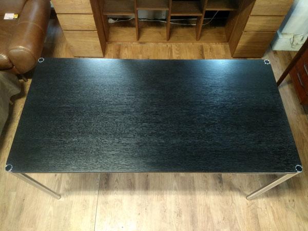 USM Modular Furnitureハラーテーブルオーク ブラック詳細画像4