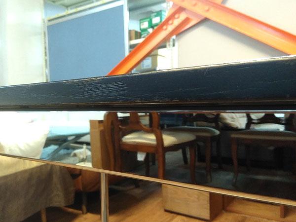 USM Modular Furnitureハラーテーブルオーク ブラック詳細画像5