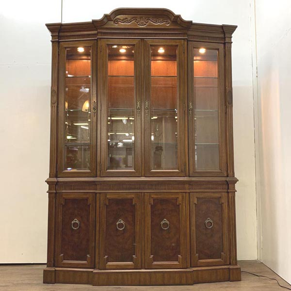 DREXEL HERITAGE / ドレクセルヘリテイジ 飾り棚 食器棚買取しました!