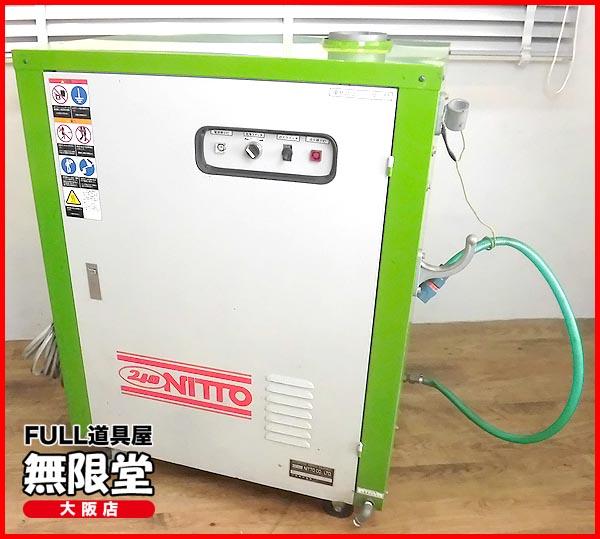 中古NITTO/日東 高圧温水洗浄機 NW-800C 洗車機買取いたしました