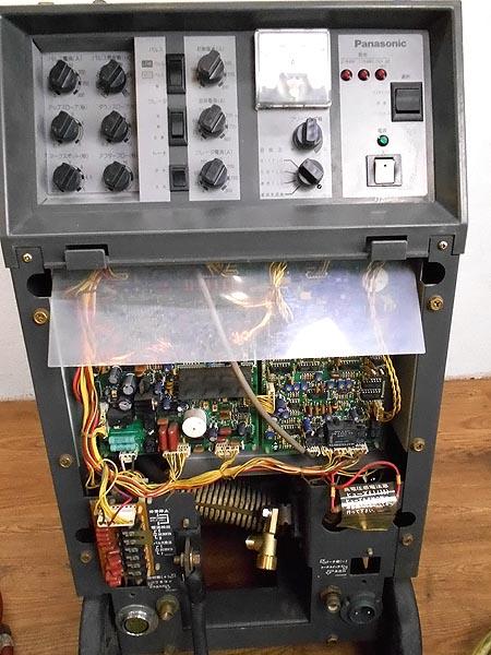 Panasonic/パナソニックインバーター制御 交・直共用 溶接用電源 TIG STAR WX300詳細画像2