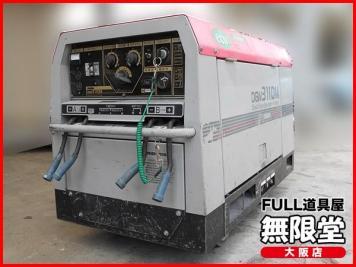中古新ダイワ/やまびこ 防音型エンジン発電機兼用溶接機 DGW311DM買取いたしました