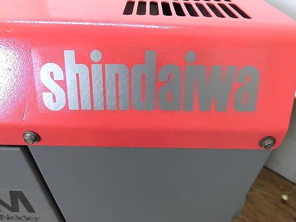 shindaiwa/新ダイワ発電機兼溶接機 ウェルダーDGW311M 詳細画像3
