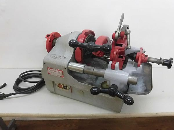 REX/レッキス工業パイプマシン mini 40A