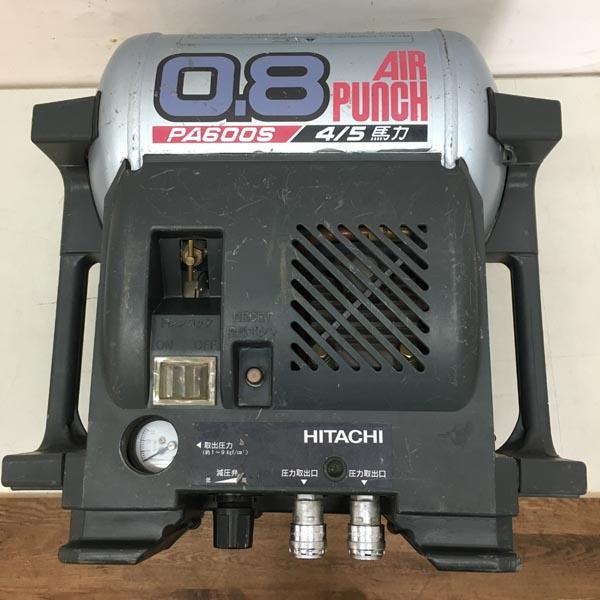 HITACHI / 日立工機4/5馬力 軽搬型ベビコンPA600S 60Hz専用詳細画像2
