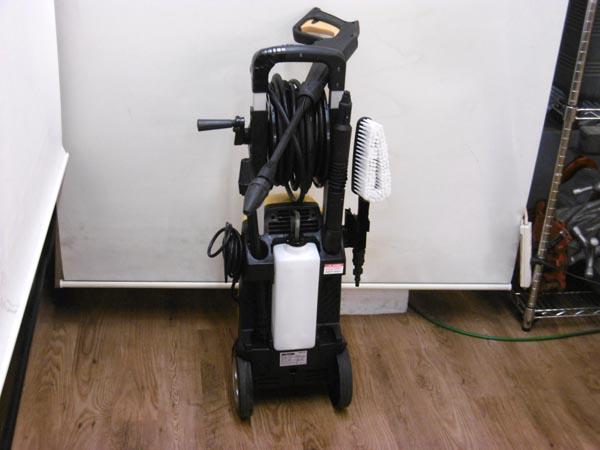 アイリスオーヤマ高圧洗浄機 100VFBN-611詳細画像2