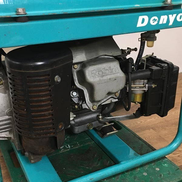 Denyo/デンヨーエンジン駆動発電機 ニューパワー2600U2 100V 60Hz(B)GA-2606U2詳細画像4