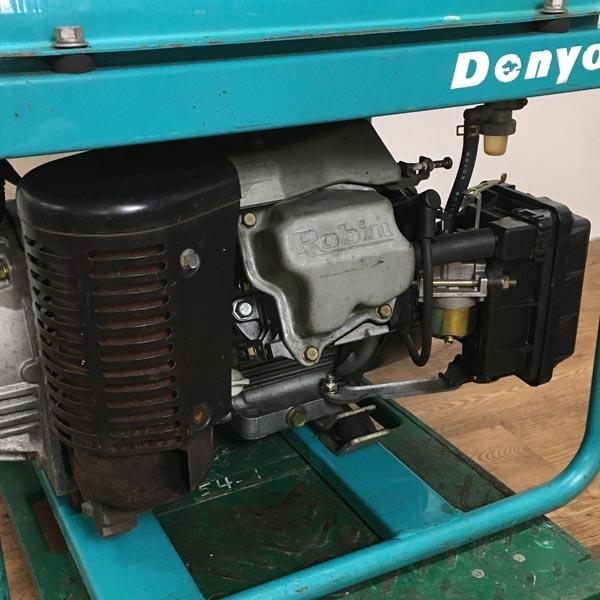 Denyo/デンヨーエンジン駆動発電機 ニューパワー2600U2 100V 60Hz(D)GA-2606U2詳細画像4