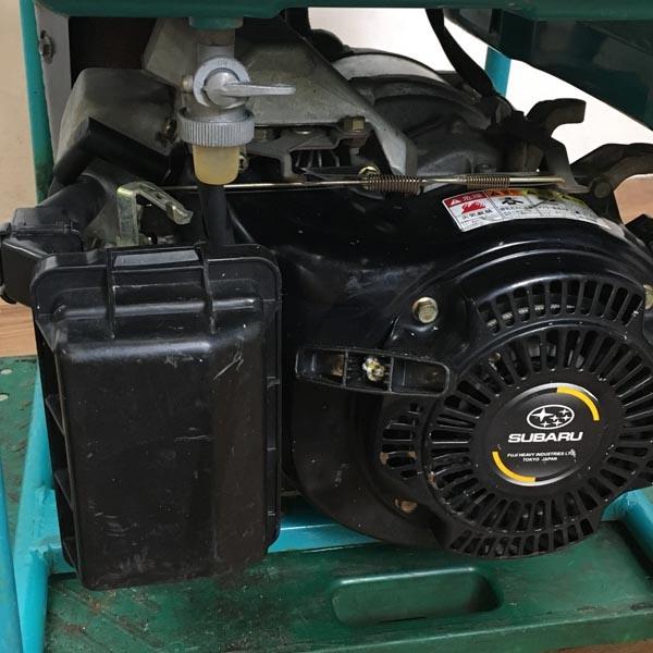 Denyo/デンヨーエンジン駆動発電機 ニューパワー2600U2 100V 60Hz(B)GA-2606U2詳細画像5