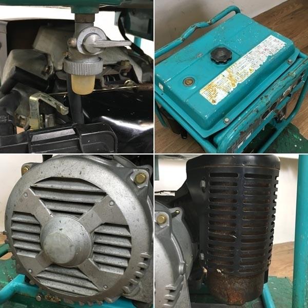 Denyo/デンヨーエンジン駆動発電機 ニューパワー2600U2 100V 60Hz(B)GA-2606U2詳細画像6