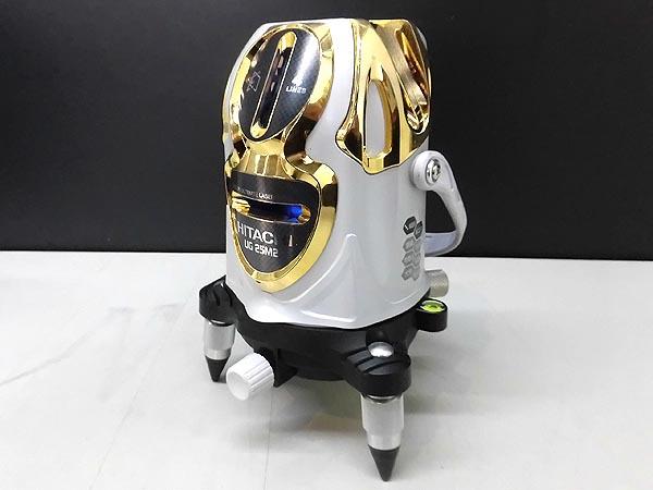 HITACHI / 日立工機レーザー墨出し器UG25M2詳細画像2