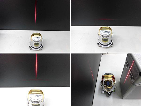 HITACHI / 日立工機レーザー墨出し器UG25M2詳細画像4