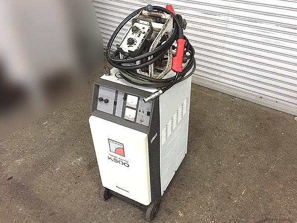 松下電器産業サイリスタ制御CO2 半自動溶接機YD-506K-5詳細画像2