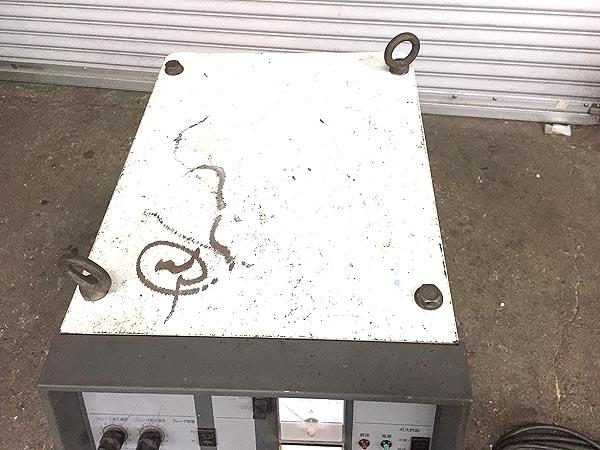 松下電器産業サイリスタ制御CO2 半自動溶接機YD-506K-5詳細画像5