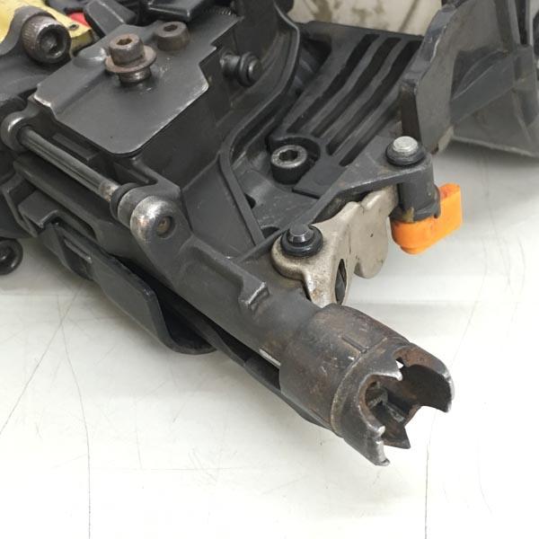 HITACHI / 日立工機65mm 高圧ロール釘打機NV65HMC ゴールド詳細画像2