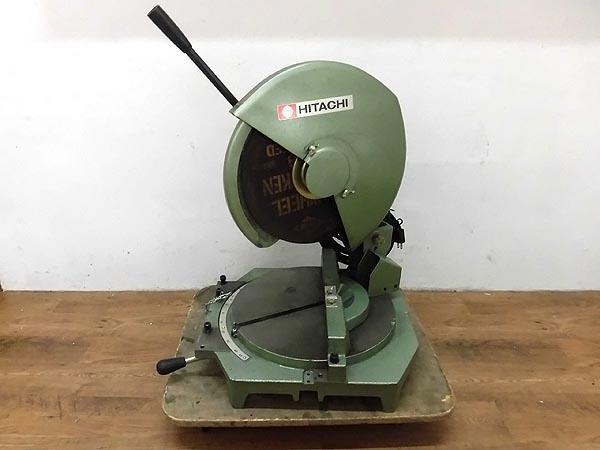 HITACHI/日立工機380mm 万能切断機SR-15詳細画像2
