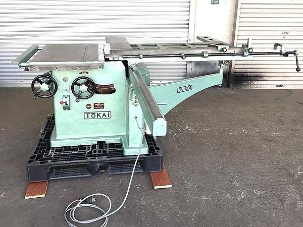 TOKAI/東海製作軸傾斜横切り盤SFJ-1300